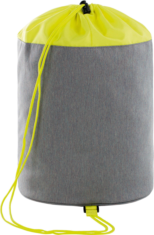 Lässig Sporttasche, »4Kids School Sportsbag, About Friends Mélange Grey«