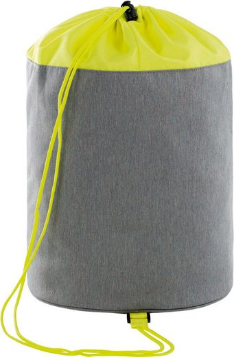 Lässig Sporttasche »4Kids School Sportsbag, About Friends Mélange Grey«