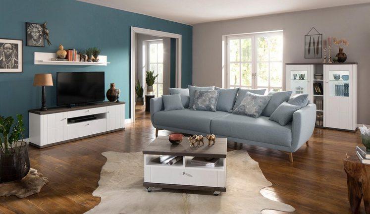 Premium Collection by Home affaire Highboard »Delice« im Landhausstil, mit Soft-Close Funktion, Breite 132 cm