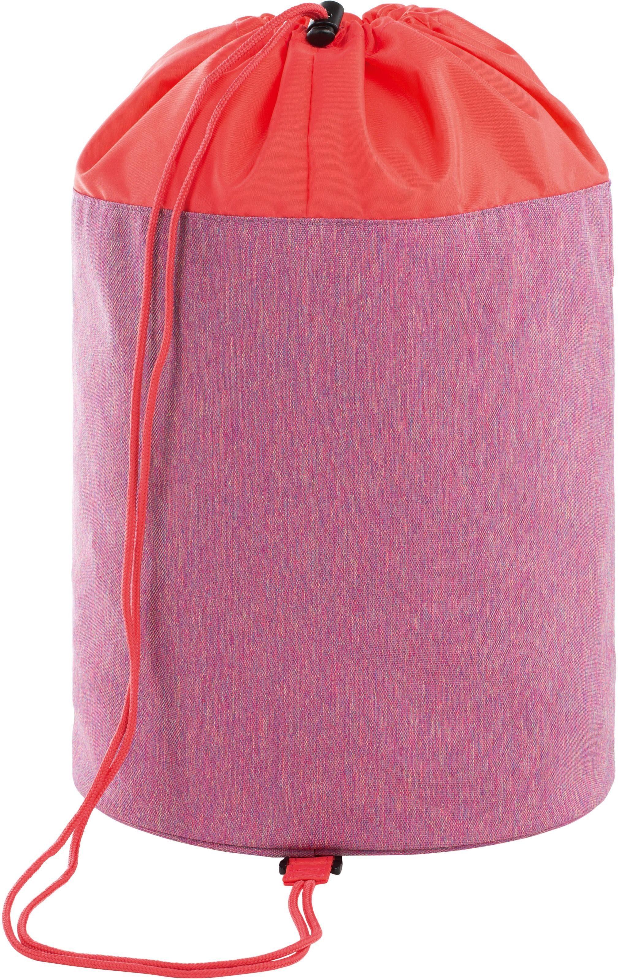 Lässig Sporttasche, »4Kids School Sportsbag, About Friends Mélange Pink«