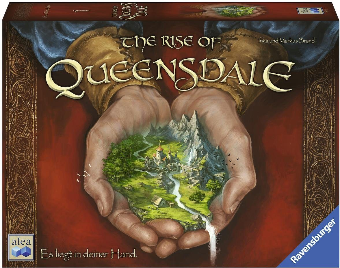Ravensburger Strategiespiel, »alea, The Rise of Queensdale«