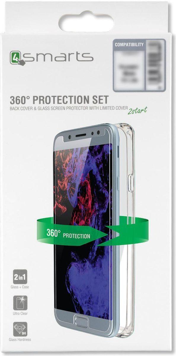 4Smarts Handytasche »360 Grad Protection Set für Huawei P20«