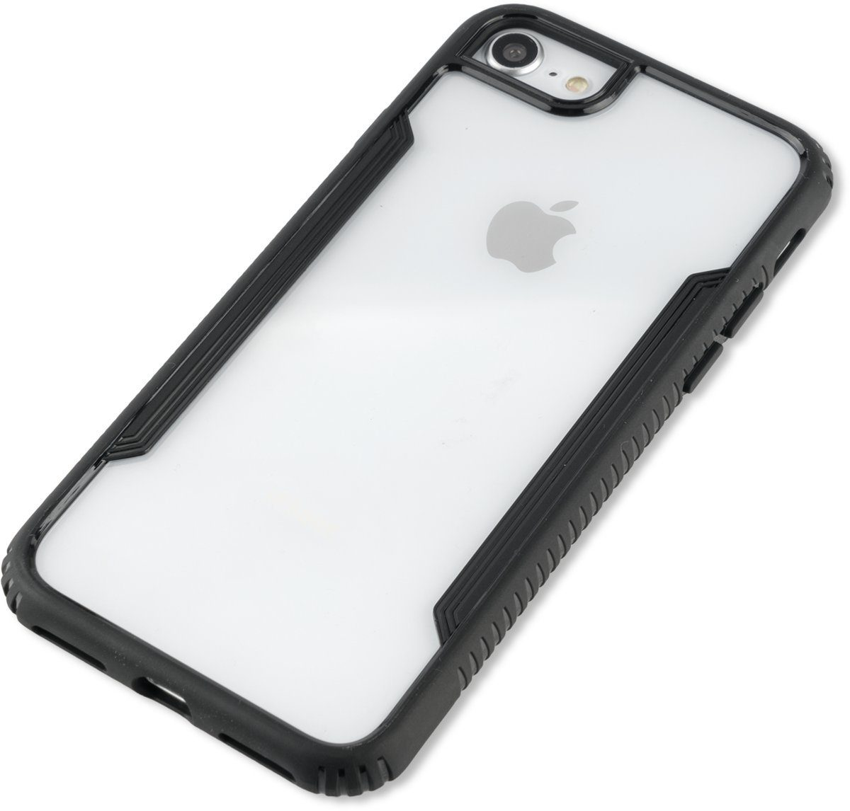 4Smarts Back »Hardcover Clip-On Premium KNOX für iPhone 7 / 8«