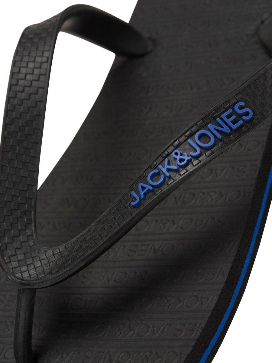 Jack & Jones Klassische Zehentrenner online kaufen  Anthracite
