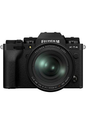 FUJIFILM »X-T4 + XF16-80mmF4 R OIS WR Kit« Syst...