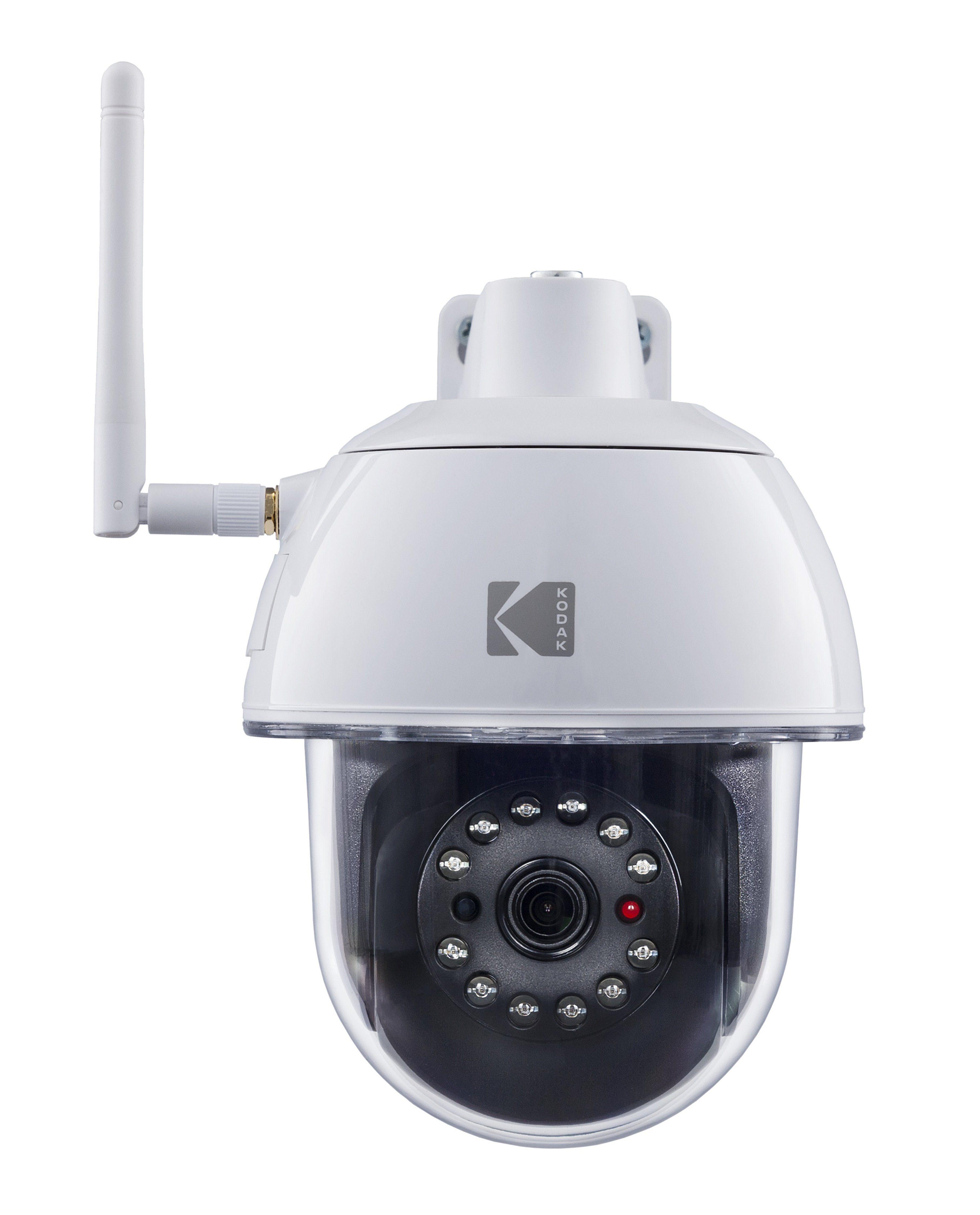 Kodak IP FULL HD motorisierte Kamera, Sicherheitskamera, außen »EP101WG«