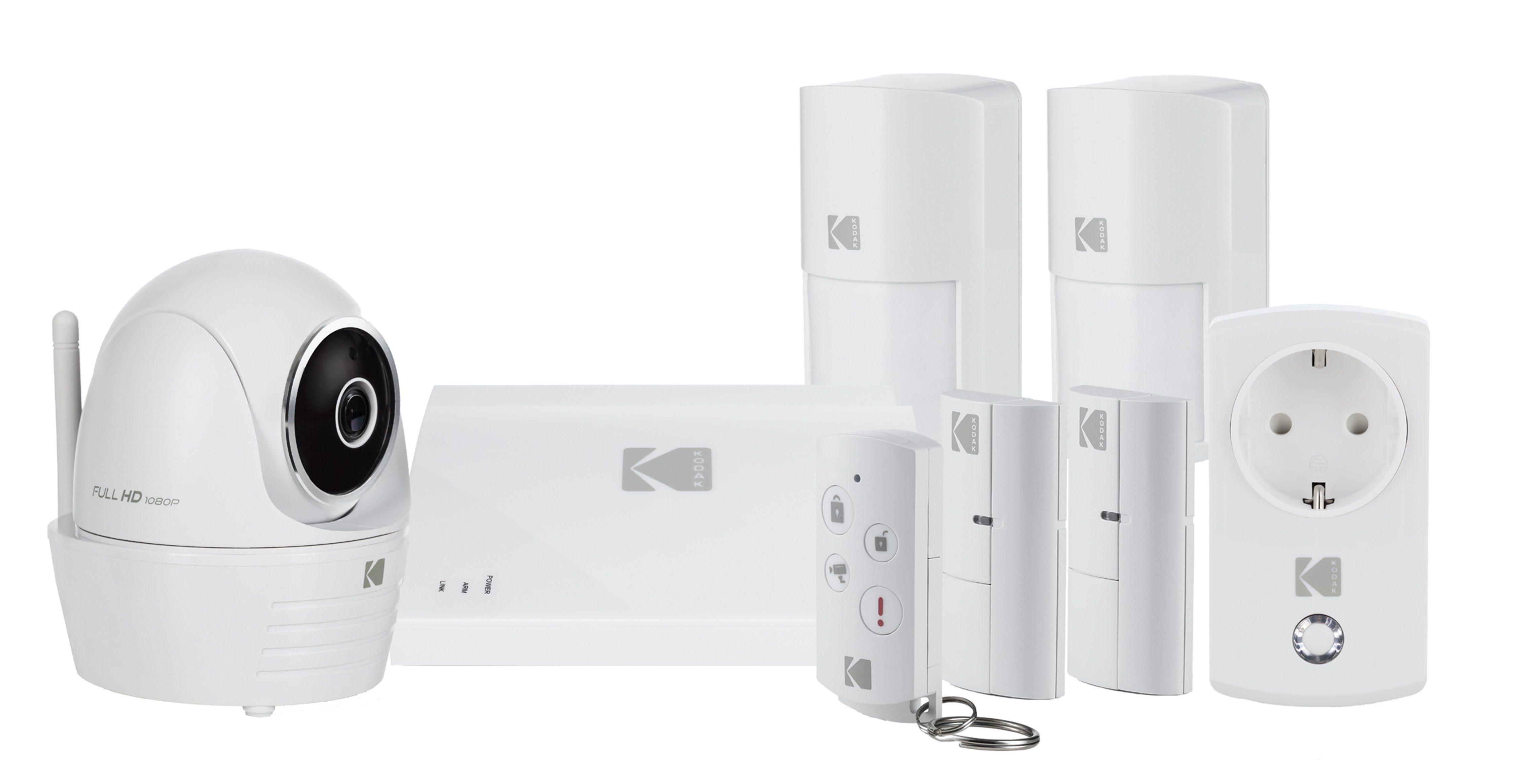Kodak Sicherheitssystem / Alarmsystem »SA201«