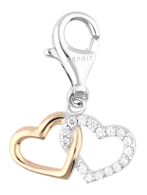 Esprit Charm-Einhänger »Love Connection ESCH91536D000«