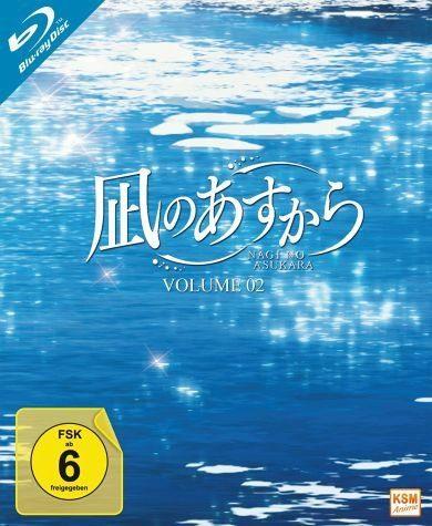 Blu-ray »Nagi no asukara, Vol. 2«
