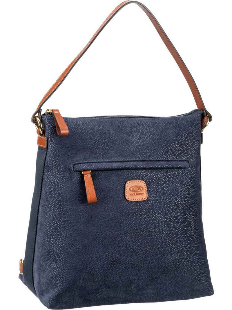 Bric's Handtasche »Life Bag/Backpack Giorgia«, Schultertasche