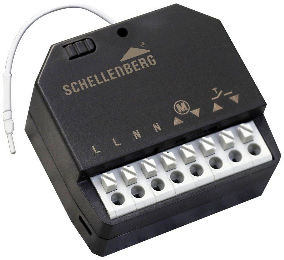 schellenberg funk schalter 20017 empfangsmodul f r rollladenantriebe online kaufen otto. Black Bedroom Furniture Sets. Home Design Ideas