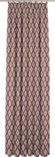 Vorhang »Maroccan Shiraz Light«, Adam, Kräuselband (1 Stück), GOTS zertifziert