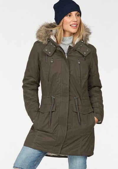 more photos 1c021 8eca0 Mantel in grün online kaufen | OTTO