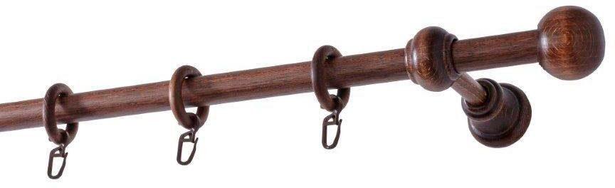 Gardinenstange, GARESA, 1-läufig, Wunschmaßlänge