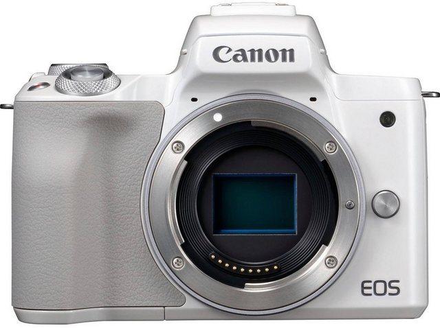 Systemkameras - Canon »EOS M50 Body« Systemkamera Body (24,1 MP, NFC, WLAN (Wi Fi), Bluetooth)  - Onlineshop OTTO
