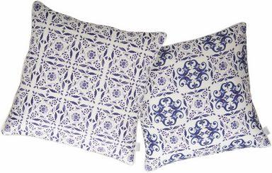 Kissenhüllen »Azulejo«, Guido Maria Kretschmer Home&Living