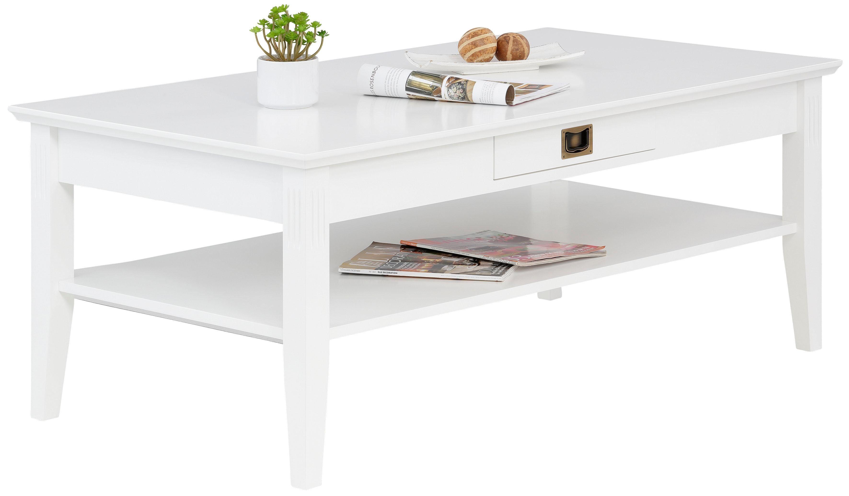 Home affaire Couchtisch »Piano« mit 1 Schublade, Breite 130 cm