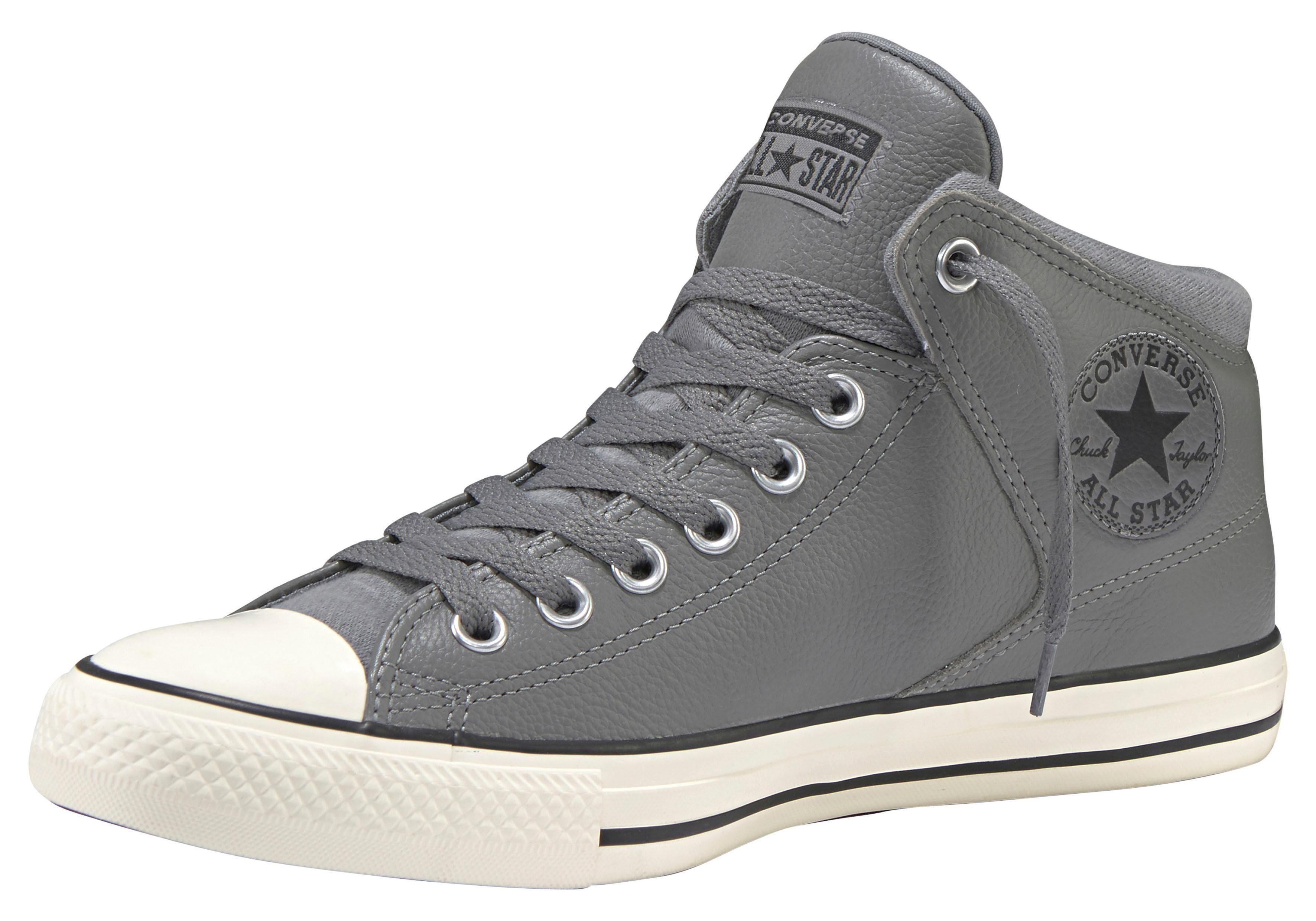Grau Schuhe Converse | Chuck Taylor All Star High Sneaker