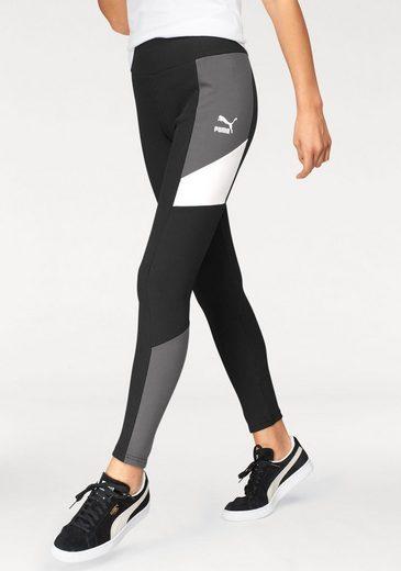 PUMA Leggings »RETRO RIB LEGGINGS«