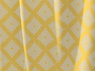 Vorhang »Maroccan Shiraz Light«, Adam, Ösen (1 Stück), GOTS zertifziert
