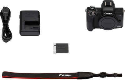 Canon »EOS-M50 Body« Systemkamera-Body (24,1 MP, NFC, WLAN (Wi-Fi), Bluetooth)