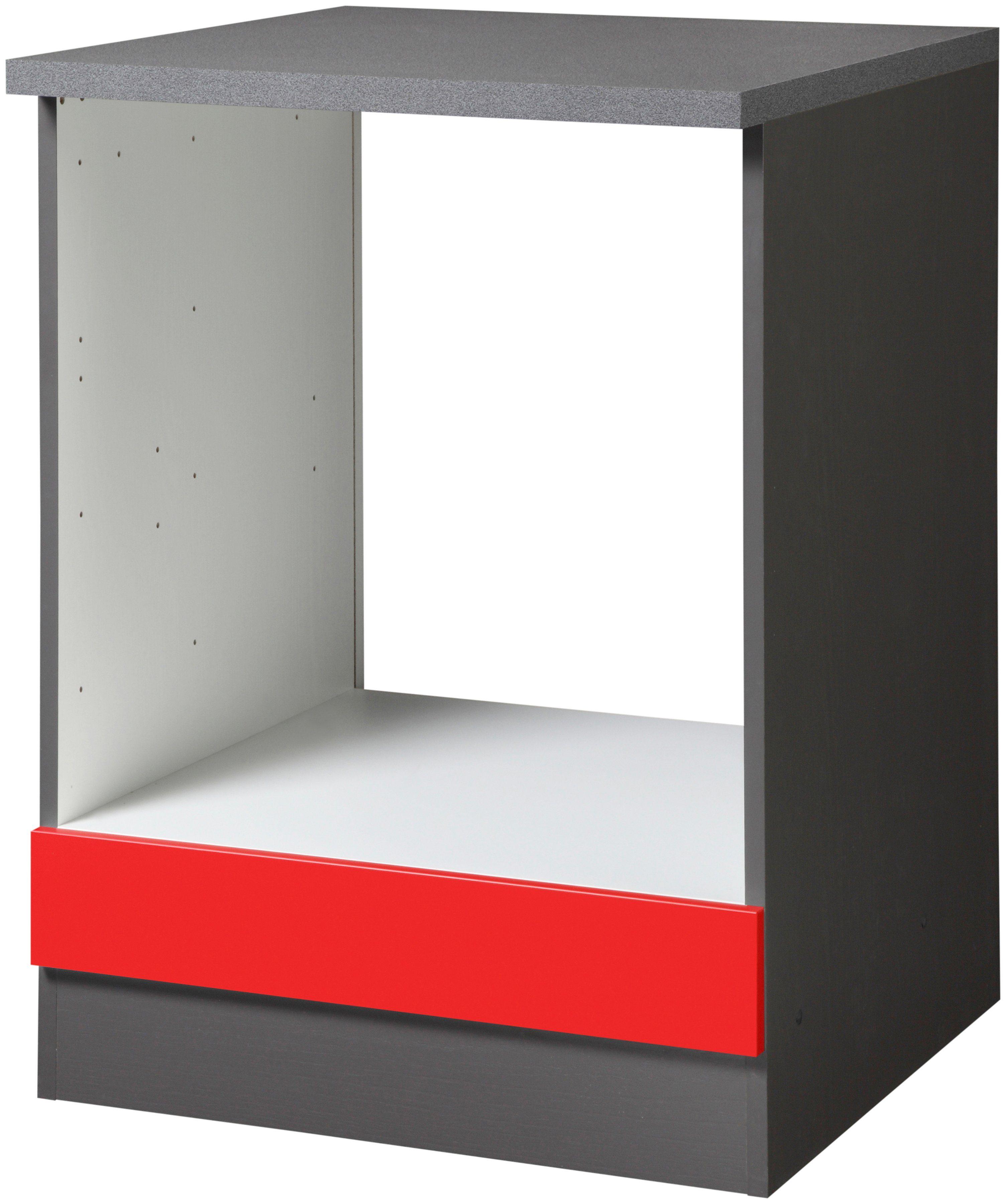 HELD MÖBEL Herdumbauschrank »Paris«, Breite 60 cm