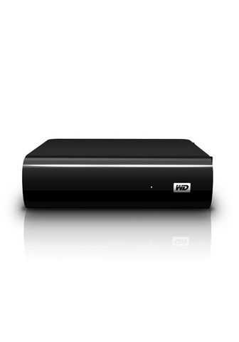 WESTERN DIGITAL My Book AV-TV »Ideal dėl TV-Aufnahmen«...