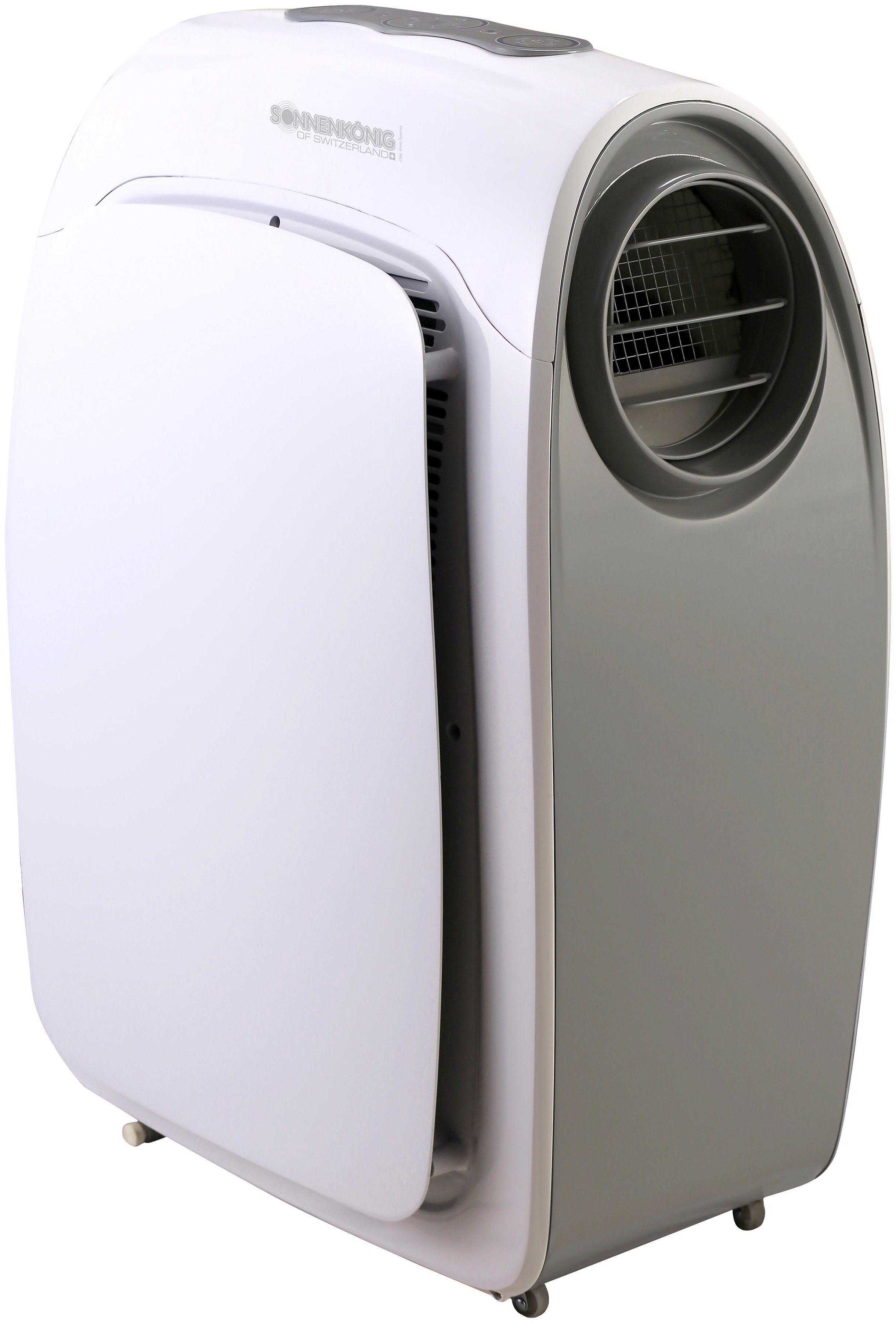 SONNENKÖNIG Mobiles Klimagerät »Fresco 1200«, mit Fernbedienung
