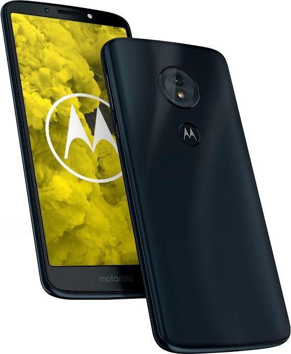 Motorola moto g6 PLAY Smartphone (14,48 cm/5,7 Zoll, 32 GB Speicherplatz, 13 MP Kamera)