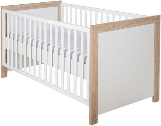 Roba® Babybett »Kombi-Kinderbett Leni 2«