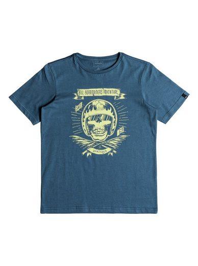 Quiksilver T-Shirt »Classic Makau Ola«