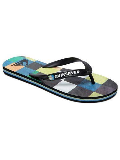 Quiksilver »Molokai Resin Check« Sandale