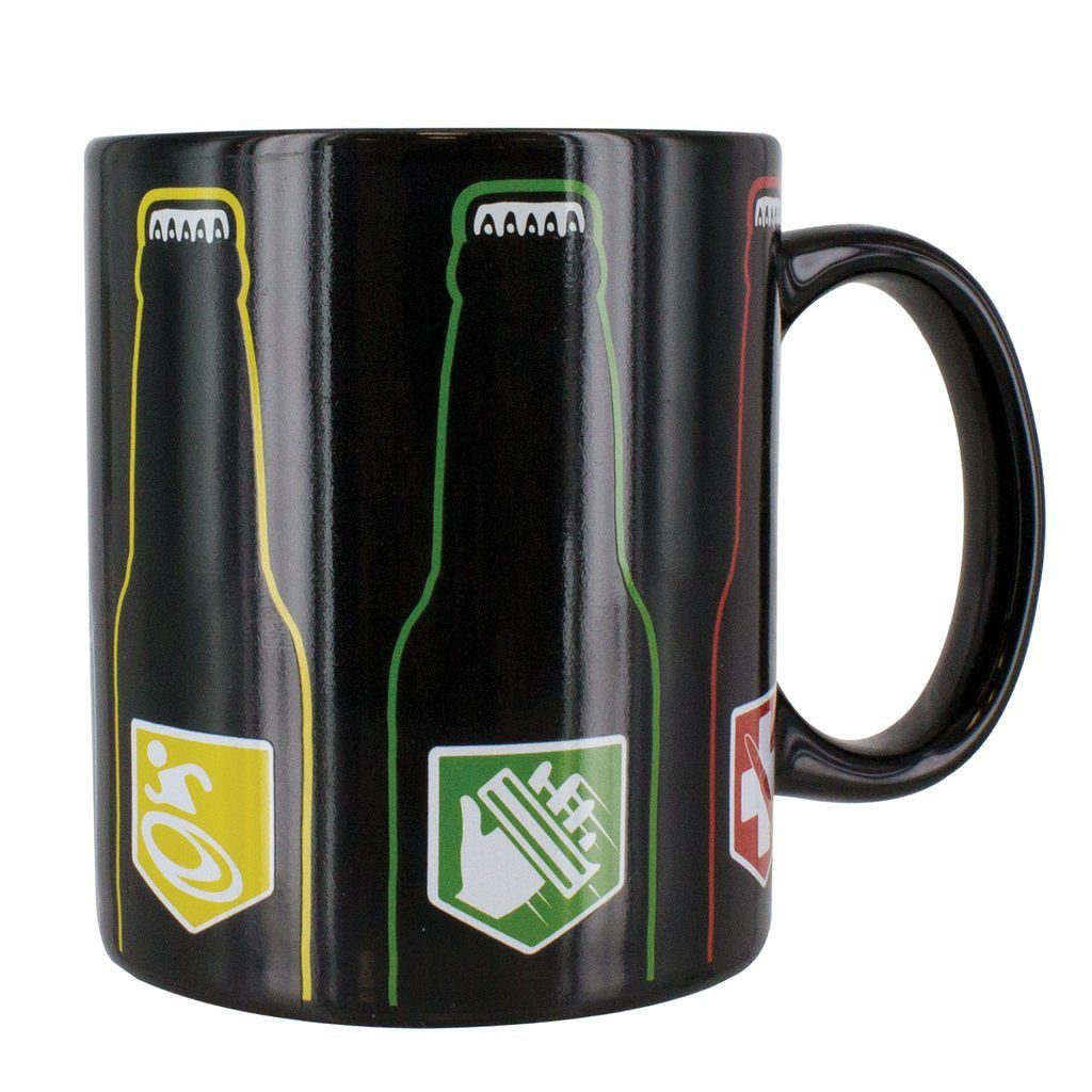 Paladone Fanartikel »Call of Duty 6 Pack Becher Farbwechsel 300ml«