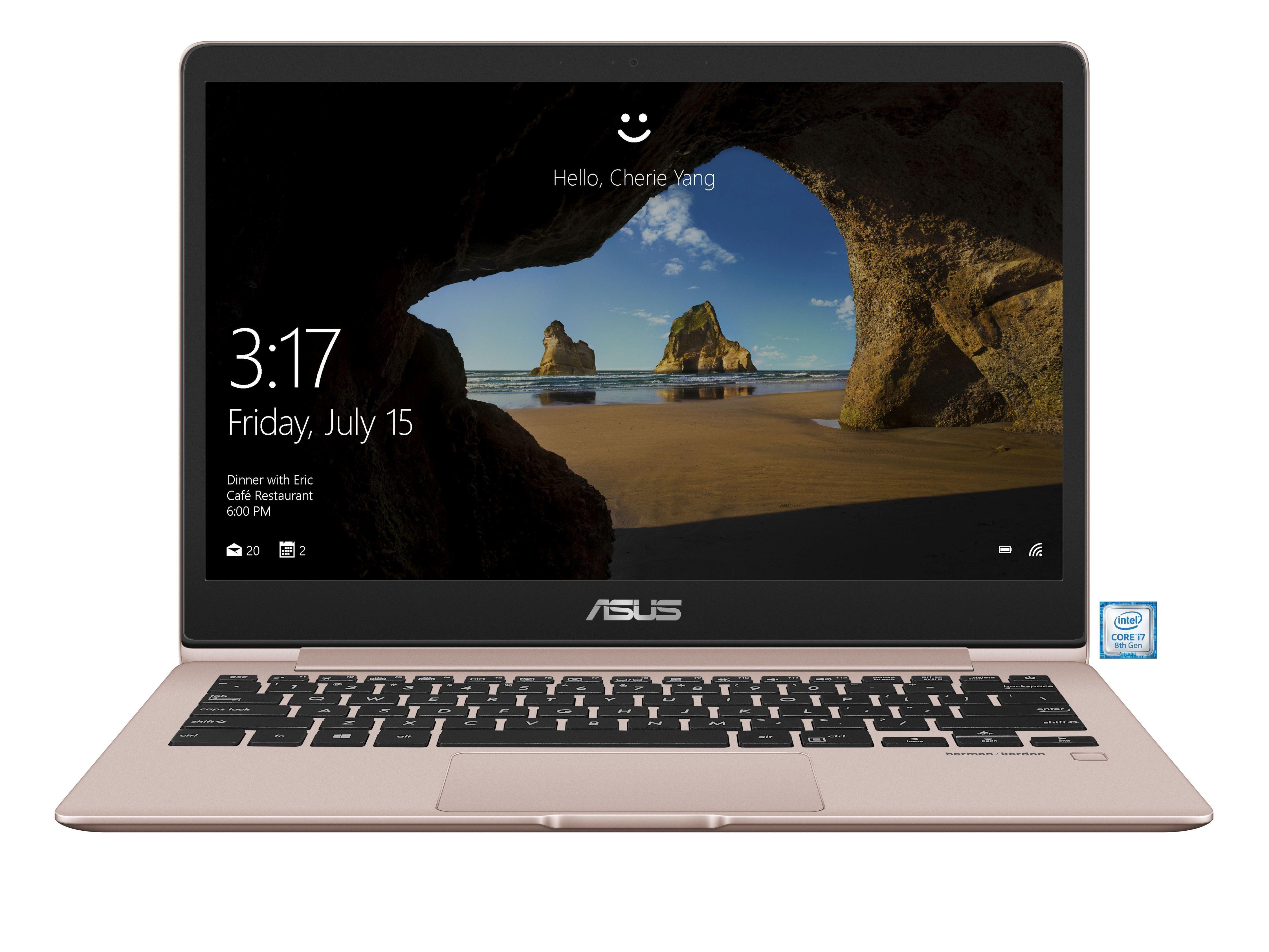 """ASUS ZenBook UX331UAL-EG055T Notebook »Intel Core i7, 33,7 cm (13,3"""") 1 TB, 16 GB«"""