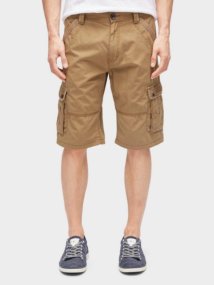 02e1a84c8ef1e TOM TAILOR Bermudas »Morris Relaxed Bermuda Shorts« online kaufen | OTTO