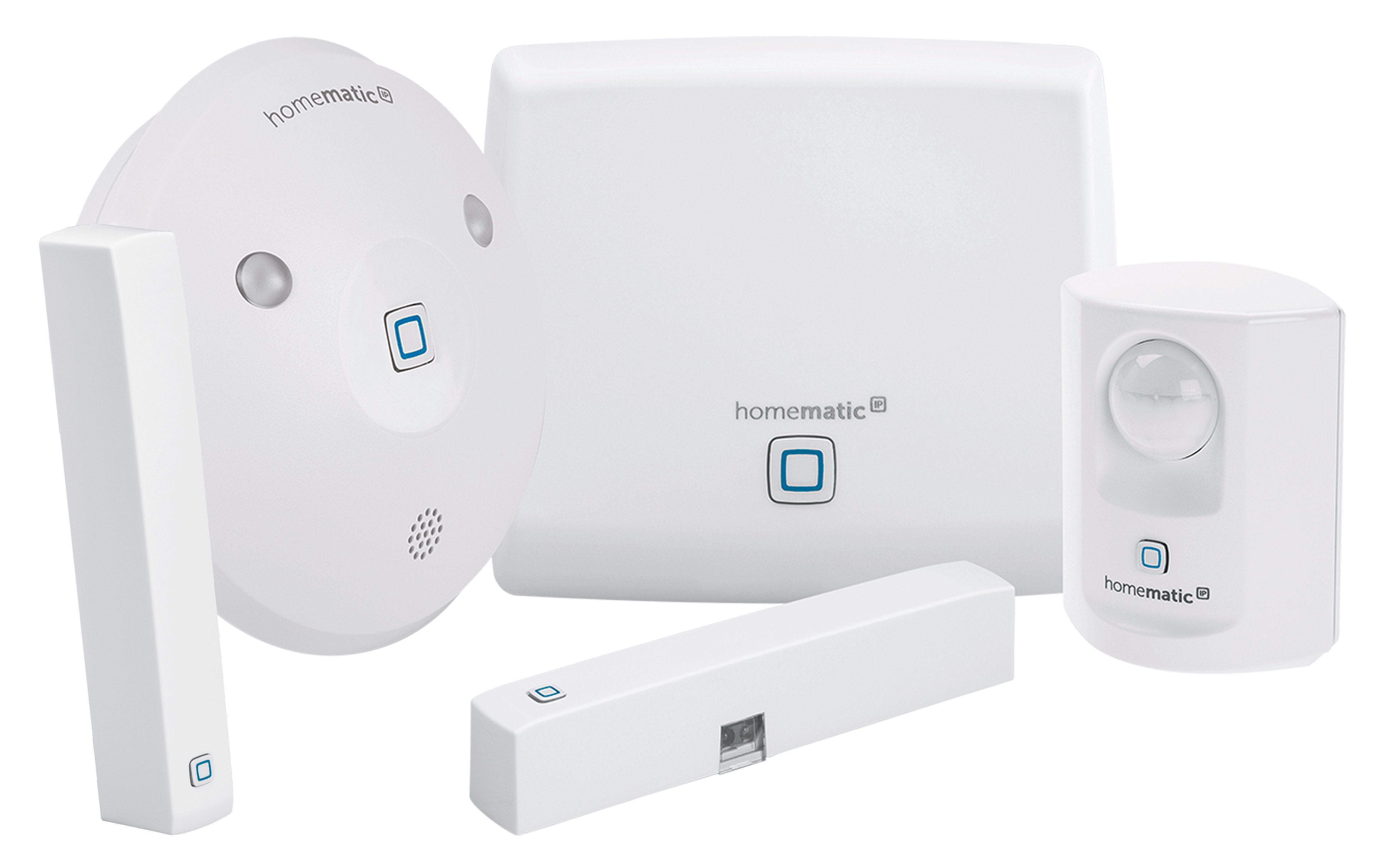 homematic IP Smart Home - Sicherheit & Alarm »Aktionspaket Alarm HmIP-SK7 + HMIP-SWDO«