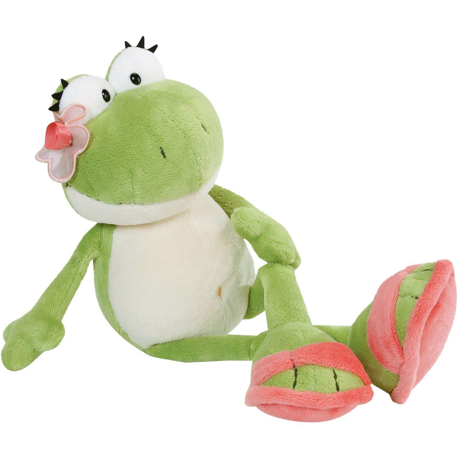 Nici NICI Frosch Mädchen 15cm Schlenker