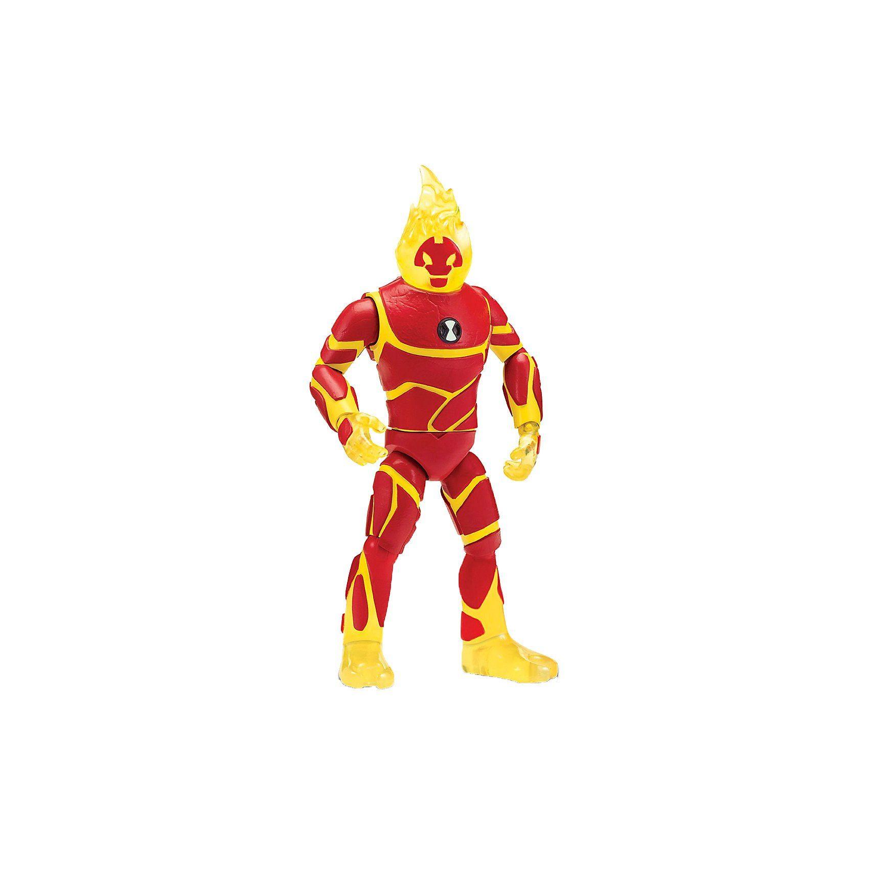 Giochi Preziosi Ben10 Giant Actionfiguren 28cm Inferno (Heatblast)