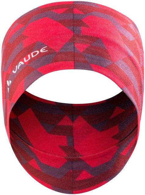 VAUDE Hut »Cassons Headband«   Accessoires > Hüte > Sonstige Hüte   Rot   Nylon - Polyester   VAUDE