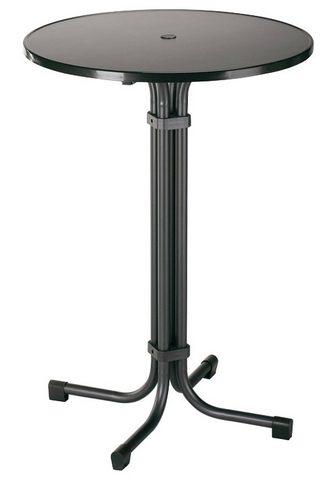 BEST Sodo stalas »Multiflex« klappbar Stahl...