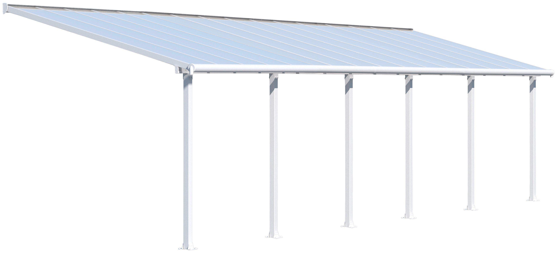 PALRAM Terrassendach »Olympia 3x9.71«, BxT: 980x295 cm