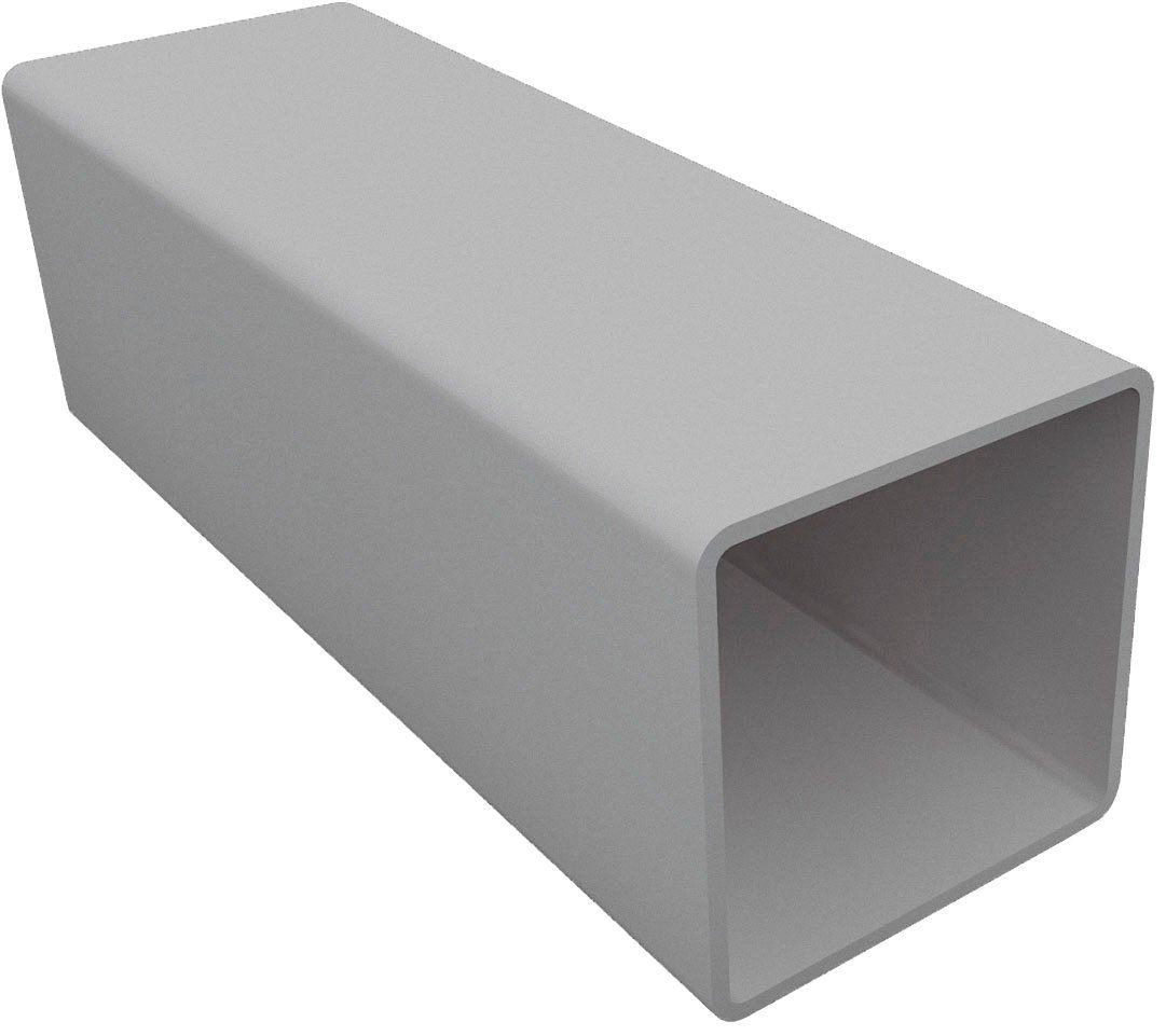 ARVOTEC Zaunpfosten , 10x10x110 cm, grau