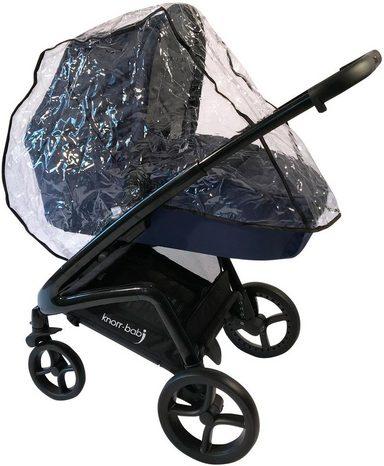 knorr-baby Regenverdeck für Kinderwagen, »Regenschutzfolie für HEAD und DUNE«