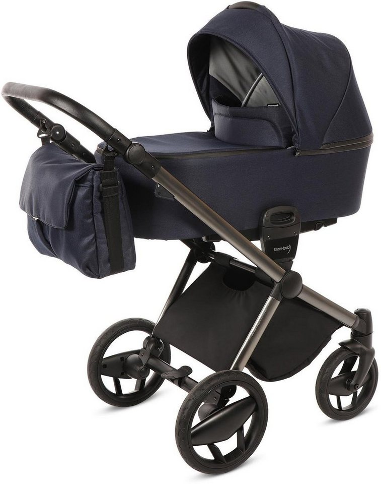 knorr baby kombi kinderwagen set life blau otto. Black Bedroom Furniture Sets. Home Design Ideas