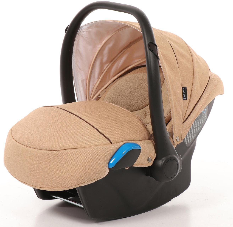 knorr-baby Babyschale, 0 - 13 kg, »Milan für Classico, creme«