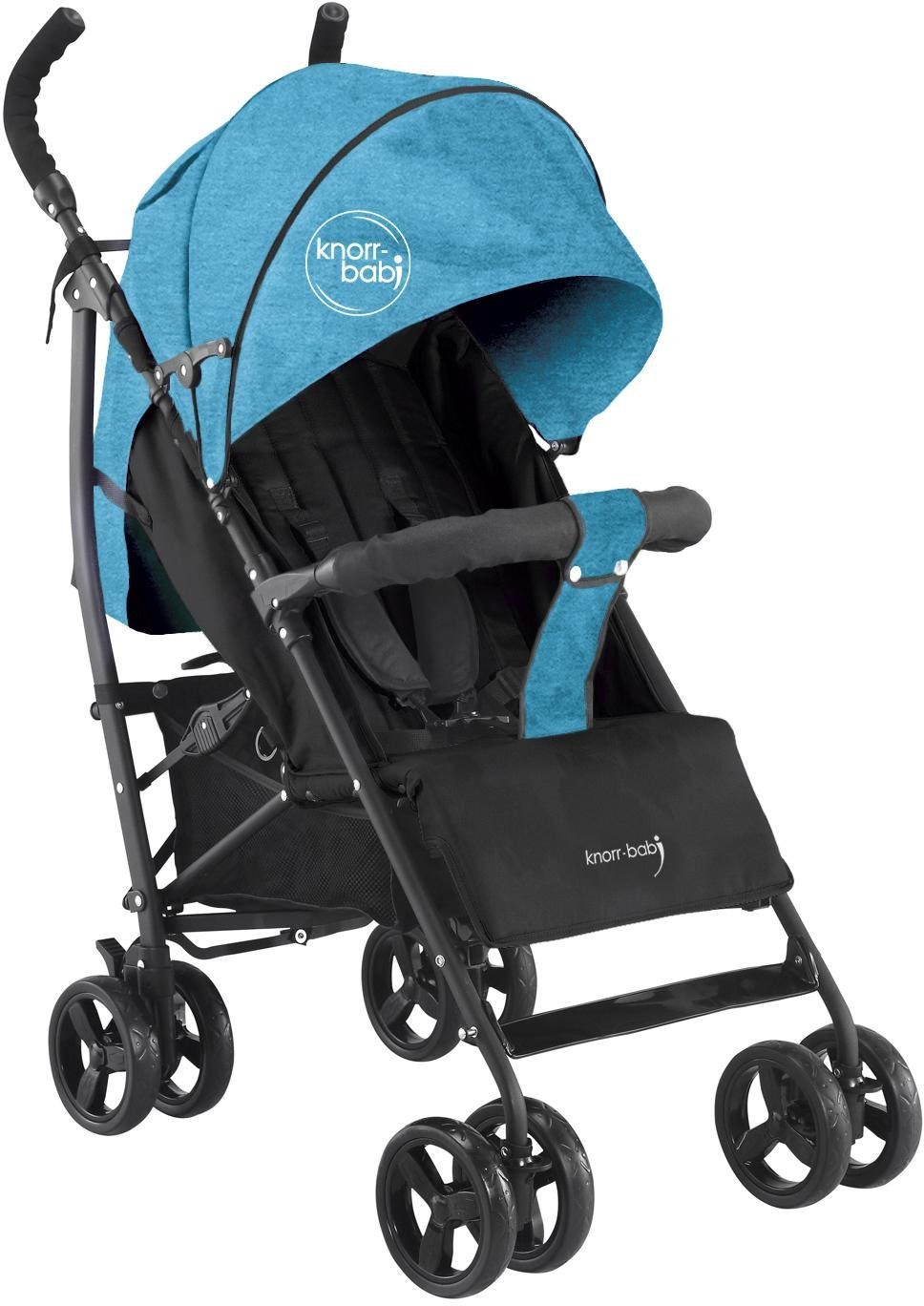 knorr-baby Buggy, »Styler Melange, blau«