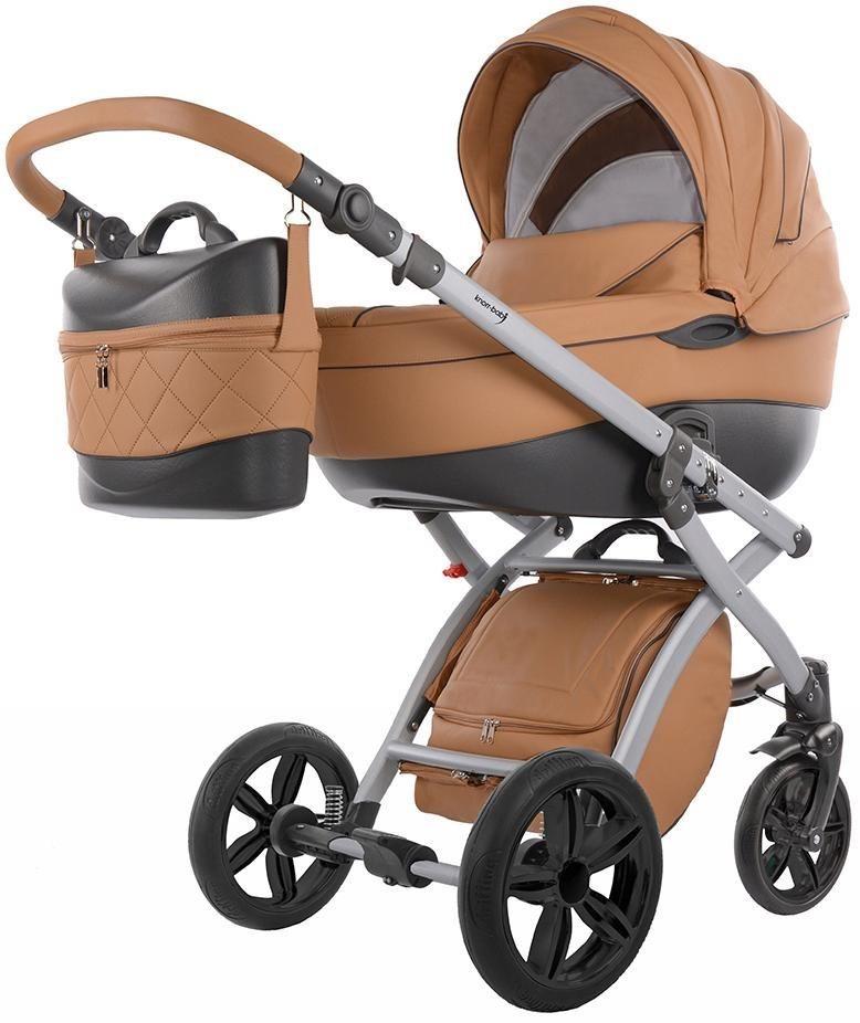 knorr baby kombi kinderwagen set alive pure camel. Black Bedroom Furniture Sets. Home Design Ideas