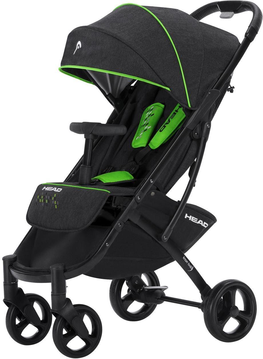 knorr-baby Sportbuggy, »HEAD, darkgrey-green«