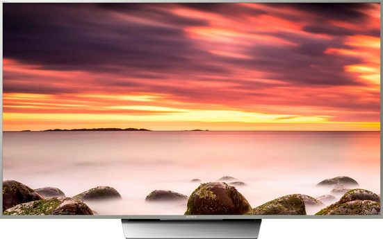 Sony KD65XD8577, silbener Rahmen LED-Fernseher (164 cm/65 Zoll, 4K Ultra HD)