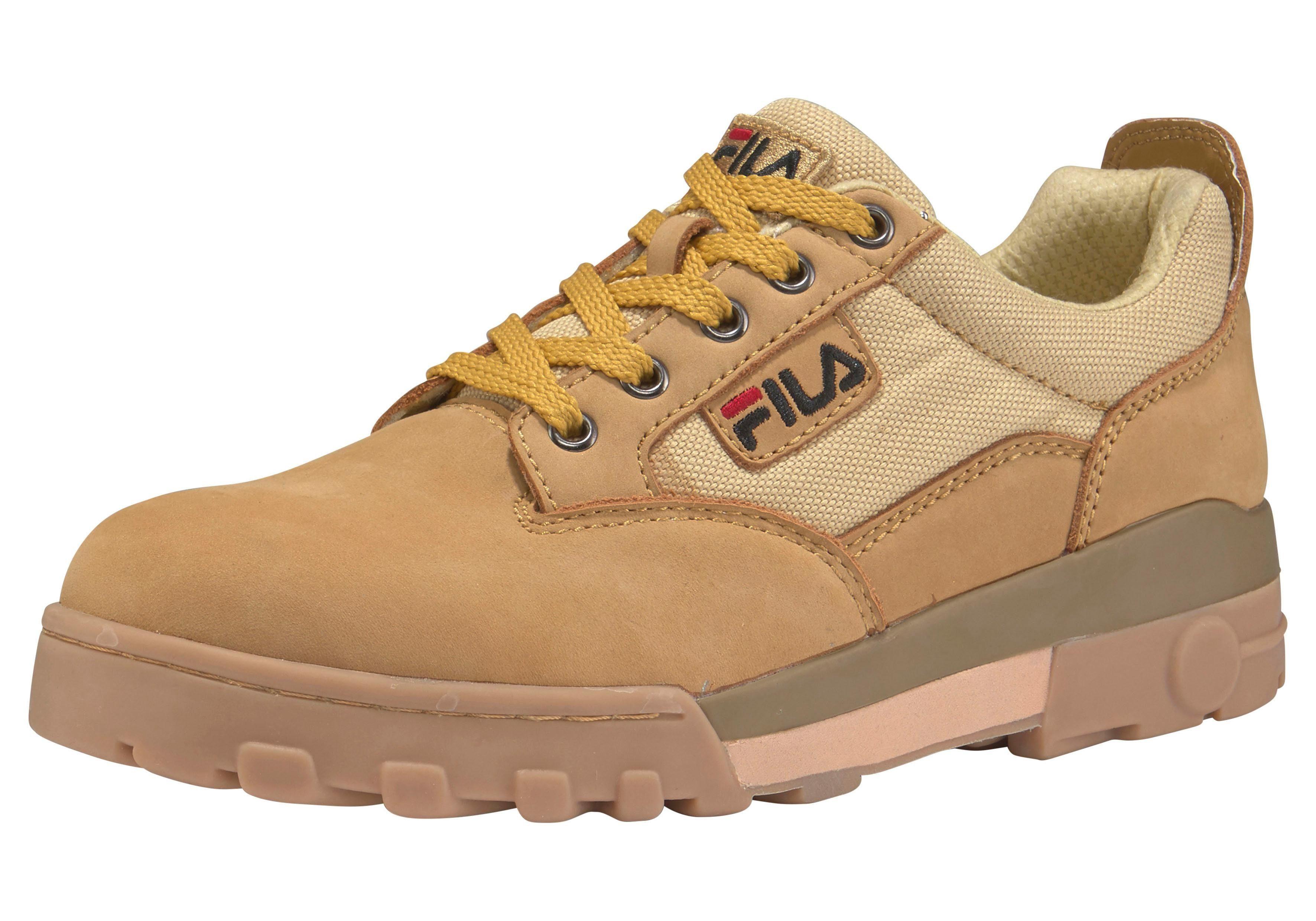 Fila »Grunge Low« Sneaker, Gepolsterter Einstieg für angenehmen  Tragekomfort online kaufen | OTTO